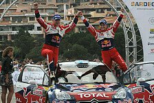 WRC - Bilder: Rallye Italien - 12. Lauf