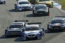DTM - Lob f�r das Siegerteam BMW: Hand: Unter Dauerbeschuss von Ekstr�m