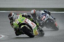 MotoGP - Letztes Pramac-Rennen dank kalter Reifen nur kurz: Barbera sagte im Kies auf Wiedersehen