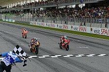 Moto3 - Ein Meister der neuen Moto3-Maschinen: Dunlop von Corteses WM-Saison beeindruckt