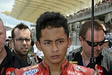 Moto3 - Bilder: Malaysia GP - 15. Lauf