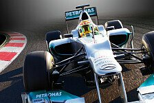 Formel 1 - Radikale L�sungen nicht immer optimal: Brawn: Mercedes braucht Ver�nderungen