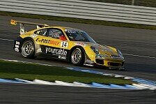 Carrera Cup - Rast rast zum n�chsten Titel: R�ckblick 2012: Porsche Carrera Cup