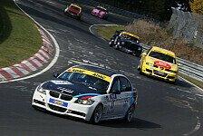 Mehr Motorsport - Beim Saisonfinale lachte nicht nur die Sonne: RCN - FahrWerk-Team stark am N�rburgring