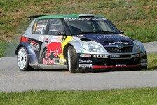 WRC - Sieg lautet das Ziel: Hayden Paddon auch in Spanien im Fabia S2000