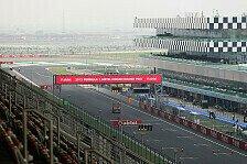 Formel 1 - Wetter top, Luft Flop: Wetterprognose: Wohlf�hltemperaturen
