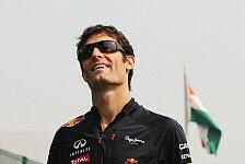 Formel 1 - Mit dem Autoscooter auf der falschen Stra�enseite: Webber: Im Dienst des Teams