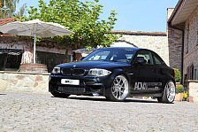 Auto - High-End-Tuning f�r 1er-Star: BMW 1er M Coup� von ATT-TEC