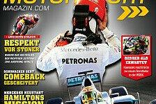 Formel 1 - Neuanfang bei Mercedes: Jetzt im Handel: Motorsport-Magazin #27