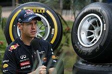 Formel 1 - Lob f�r feinf�hligen Rosberg: Surer: Reifen dienen Fahrern als Ausrede