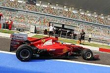 Formel 1 - Entschlossen wie eh und je: Ferrari Vorschau: Indien GP