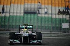 Formel 1 - Fan-Fragen f�r Nico: Videoblog - Nico Rosberg: Indien GP