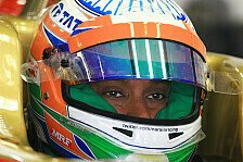 Formel 1 - Tata stockt Budget auf: Ger�cht: Karthikeyan zu Force India?
