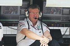Formel 1 - Wolff und Lauda m�ssten reichen : Ecclestone: Es geht auch ohne Brawn