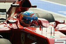 Formel 1 - Wir brauchen jetzt etwas Gro�es: Alonso weiterhin vom Titel �berzeugt