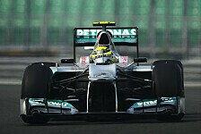 Formel 1 - Wegb�geln als m�gliche Antwort: Rosberg erwartet im Rennen nur einen Stopp
