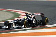 Formel 1 - Gr��ere Begeisterung als gedacht: Bruno Senna