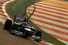 Formel 1 - Mit der Achterbahn am Tiefpunkt vorbei: Williams sieht sich wieder zur�ck auf Kurs