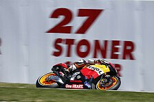 MotoGP - Don't stop me now: Stoner holt die 5. Pole in Folge in Australien