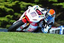 Moto2 - Bremse kaputt und Kr�mmer gerissen: Di Meglio punktet trotz Problemen