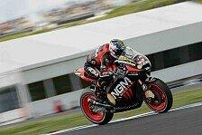 MotoGP - Edwards, Corti sowie Cardus, Pasini, De Angelis und Corsi: Forward pr�sentiert volles Lineup f�r 2013