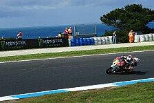 Moto3 - Finsterbusch hofft auf Top-15-Resultat: Rossi: Auf clevere Art mein Bestes geben