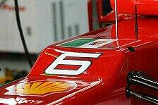 Formel 1 - Keine politische Aktion: Ferrari darf weiter Flagge zeigen