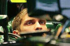 Formel 1 - Auch Marussia eine Option: Petrov lieb�ugelt mit Williams