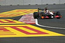 Formel 1 - HRT-Piloten fast gleichauf: Karthikeyan beim Heimspiel nicht Letzter