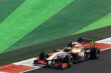 Formel 1 - Nur Karthikeyan sieht die Zielflagge: HRT k�mpft abermals mit den Bremsen