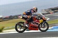 Moto3 - Weltmeister holt f�nften Saisonsieg: Cortese gewinnt auch auf Phillip Island
