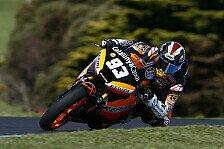 Moto2 - Die Saison von Marc Marquez