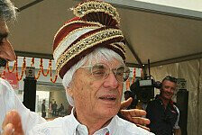 Formel 1 - Let me entertain you...: Ecclestone: F1 ist Showbusiness