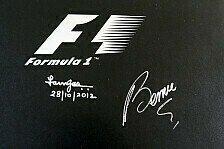 Formel 1 - Die Botschaft ist angekommen: Wird der Frankreich GP in Abu Dhabi besiegelt?