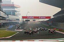 Formel 1 - Haltlos & b�sartig: Indien: Veranstalter wehren sich gegen Ger�chte