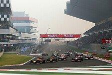 Formel 1 - Pirelli traut sich was: Indien GP: Die Strategievorschau