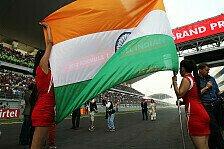 Formel 1 - Alternierend mit Malaysia?: Chandhok: Indien hat eine F1-Zukunft