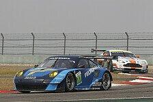 WEC - Erfolg f�r Amateurfahrer-Gespann: Porsche in Shanghai: Zweimal Podium