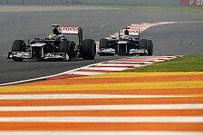 Formel 1 - Eine ereignisreiche Saison: Mark Gillan
