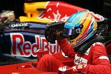 Formel 1 - Zwei, drei Teams werden gewinnen: Alonso: Kein Saisonstart wie 2012