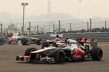 Formel 1 - Das Ende der H�sslichkeit anderer naht: Button: Konstrukteurstitel wohl unm�glich