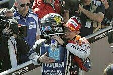 MotoGP - Lorenzo-Coach: Biaggi oder Stoner?