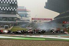 Formel 1 - Nichts Neues in Neu Delhi: Indien GP: Die Teamvorschau
