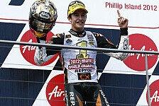 Moto2 - Ein steiler Aufstieg: Video - Marc Marquez in 300 Bildern