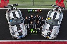 Carrera Cup - Entscheidung in Vallelunga: Sechs Finalisten bei Nachwuchssichtung