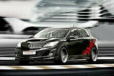 Auto - Kleiner Muskelprotz: MR Car Design sch�rft Mazda 3 MPS