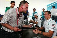 Formel 1 - Keine Kristallkugel: Schumacher: Vettel-Titel in Reichweite