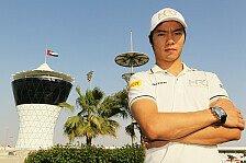 GP2 - Eine gro�e Chance: Ma Quing Hua testet f�r Caterham