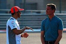 Formel 1 - Die Qualit�t der Fahrer ist hoch: Coulthard: Hamilton kann noch Weltmeister werden