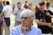 Formel 1 - Keine Dreht�r in Sicht: Blog: Ecclestone mimt den Prozess-Entertainer